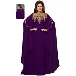 DUBAI MODERN MOROCCAN ARABIC FARASHA DRESS