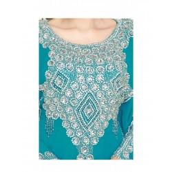 GET THE MOROCCAN ISLAMIC ETHNIC PHIROZY KAFTAN DRESS