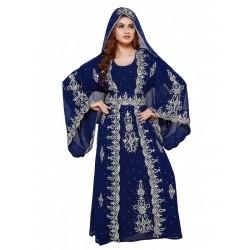 MODERN ISLAMIC KAFTAN DRESS FOR WOMEN GOWN